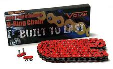 Honda CBR 1000RR Red Motorcycle Chain 530 x 150 Links O-Ring Swingarm Extension