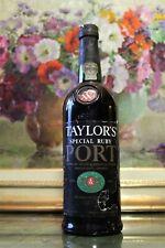 PORTO - TAYLOR'S PORT SPECIAL RUBY- ANNI 60 cl. 75 / 20° VINTAGE PORT ANNI 60 SH