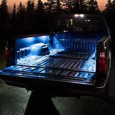 TecNiq Blue accent 3 LED EON Light w/horizontal SS case Motorcycle Car Truck USA