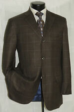 ISAIA Napoli 3 Button side Vent 100% wool super 130's men's jacket coat 40 R