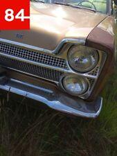 +Plymouth Belvedere Roadrunner GTX Fury 4x Scheinwerfer E-Prüfzeichen Umrüstung+