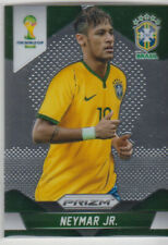 Panini World Cup 2014 Prizm Base Card Neymar