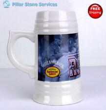 "Texas Rangers MLB Sweet Baby Rays Promotional Baseball Beer Stein Mug 7"" Ceramic"