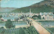 Ballater bridge deeside 1908 C L reis