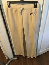 abercrombie sweatpants Kids XL Juniors XS S Winter Inseam 30.5 Length 37.5inches