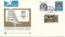 South Africa 1973 FDC 26 Centenary of UNISA