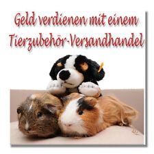 Geld verdienen mit einem Tierzubehör-Versandhandel -- Master Reseller