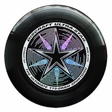 NEW Discraft ULTRA-STAR 175g Ultimate Frisbee Disc - BLACK