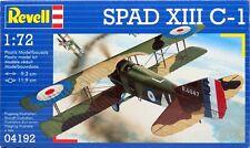 1/72 Revell 04192 SPAD XIII C-1 Plane Model Kit Sealed Box FREE SHIP