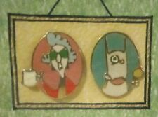 Hallmark Maxine & Floyd Hat Pins