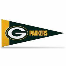 "NFL Green Bay Packers Mini Pennant 9""x4"" Felt Banner Flag NEW"