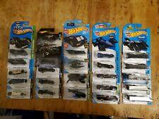 Hot Wheels Batman Batmobile Lot Of 23 All Different! Treasure Hunt And Variants!