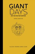 Giant Days 3 : Not on the Test: Spring Semester, Hardcover by Allison, John; ...