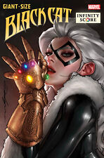 GIANT-SIZE BLACK CAT INFINITY SCORE #1 JEEHYUNG LEE VARIANT (03/11/2021)