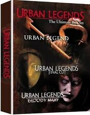 URBAN LEGEND - Jared Leto, Alicia Witt Complete Ultimate Box Set New UK Region 2