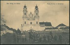 VIRBALIS old vintage postcard VILKAVISKIS district LITHUANIA A1658
