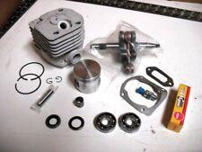 MADE IN ITALY HUSQVARNA 372 372XP PISTON CYLINDER KIT REBUILD CRANKSHAFT ENGINE