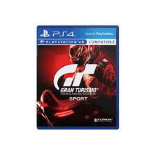Gran Turismo GT Sport PlayStation PS4 2017 Chinese English Factory Sealed
