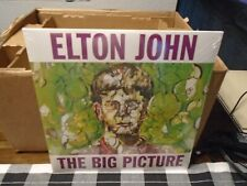 Elton John The Big Picture 2x Lp New 180g vinyl [Gatefold Pop Rock]