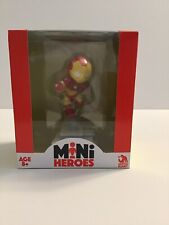 Vinyl Animated Figures Mini Heroes Marvel(Iron Man Series 001)