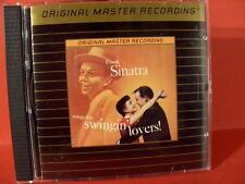 "MFSL-UDCD-538 FRANK SINATRA "" SWINGIN´ LOVERS! "" (24KARAT GOLD-CD/USA/NEARMINT)"