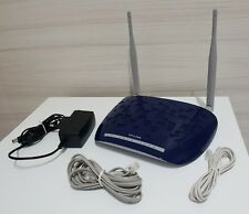TP-LINK The Reliable Choice Router Modem TD-W8960N 300Mbps Wireless ADSL2 NUOVO