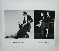 Argentina Carlos and Alicia Carlos and Ines Tango dance couple photo