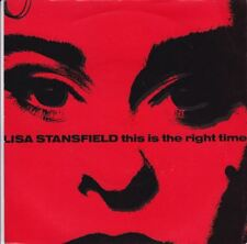 "This Is The Right Time 7"" : Lisa Stansfield"