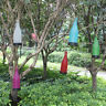 Solar LED Hanging Wine Bottle Lantern Light Summer Garden Yard Party (4 Pack)