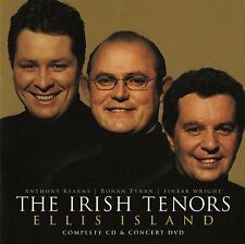 Ellis Island by Irish Tenors (CD, Mar-2001, Matrix Music Marketing) FBC99
