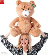 "24"" Plush Teddy Bear Movie Ted Stuffed Animal Toy  Christmas Accompany Gift Hot"