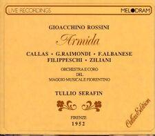 Rossini: Armida / Serafin, Callas, Filippeschi, Raimondi, Firenze 1952 - CD
