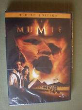 DVD DIE MUMIE Teil 1 2-Disc Edition NEU OVP