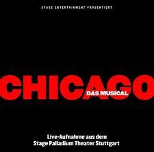 MUSICAL-ORIGINAL CAST - CHICAGO - DAS MUSICAL  CD NEW+