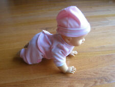 You & Me Crawling Crying Baby Toy Electronic Baby You And Me Pink Clothes