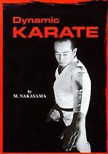 Dynamic Karate by Masatoshi Nakayama (1987, Paperback)