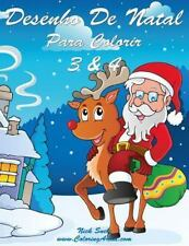 Natal: Desenho de Natal para Colorir 3 And 4 by Nick Snels (2014, Paperback,...