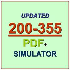 Implementing Cisco Wireless Networking WIFUND CCNA Test 200-355 Exam QA PDF+SIM