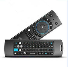 F10 Fly Air Mouse Wireless Keyboard Remote Control Earphone Microphone Speaker
