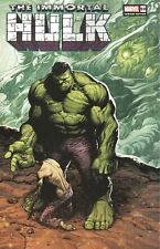 New listing Immortal Hulk 50 Frank Variant Vf/Nm Marvel Hohc 2021