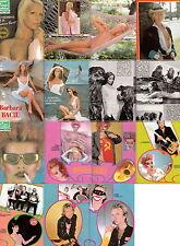 Cine Revue Photos Patty Pravo,Nina Hagen,Police,Sting ,Barbara Bach,Carla Romane