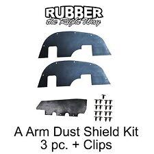 1996 1997 1998 1999 2000 Chevy GMC Truck A Arm Dust Shields K Series 3/4 & 1 Ton