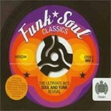 Funk Soul Classics - 2xCD