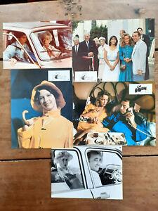 5 Photos Operating The Boum 1et 2 Claude Brasseur Sophie Marceau B.Fossey