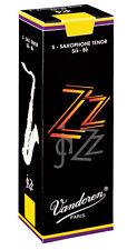 More details for 5 vandoren zz tenor saxophone reeds 1.5 2 2.5 3 3.5 free delivery (inc box)