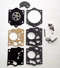 Carburetor rebuild kit K10-SDC suits Walbro SDC carbies Homelite Echo and more