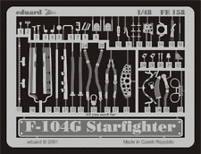 Eduard Zoom fe158 1/48 LOCKHEED f-104g Starfighter Hasegawa