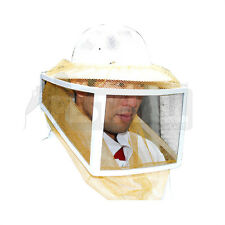 Square Folding Veil With Zipper -Bee Keeper Vail