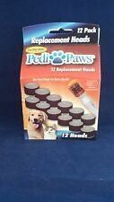 12 Pack PediPaws Refills PediPaws Heads NEW sanding wheel