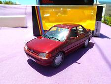 Ford Orion 1.8TD Ghia Schabak 1/24, edición limitada EXPO´92 01 (Hecho a mano)
